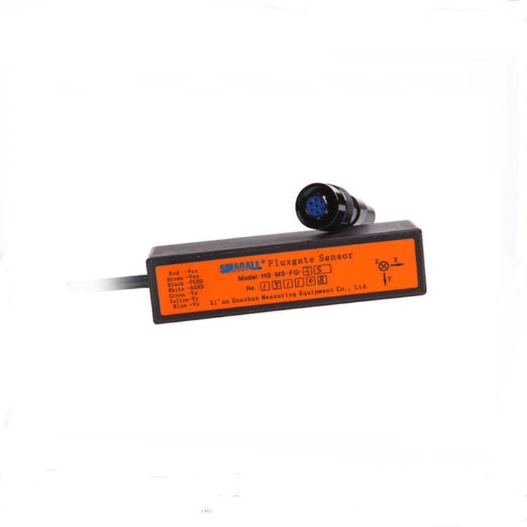 Three Axis Low Cost Magnetic Sensor Suitable for Navigation