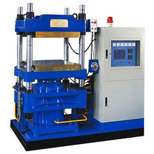 rubber mold vulcanizer machine