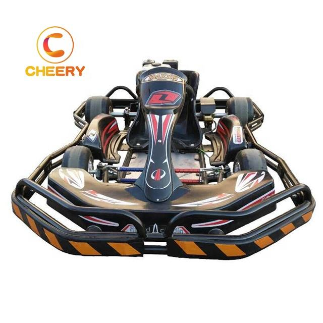China factory outdoor sports playground Electric Go Karts with great design