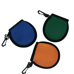 Waterproof Pocket Golf Ball Cleaning Pouch