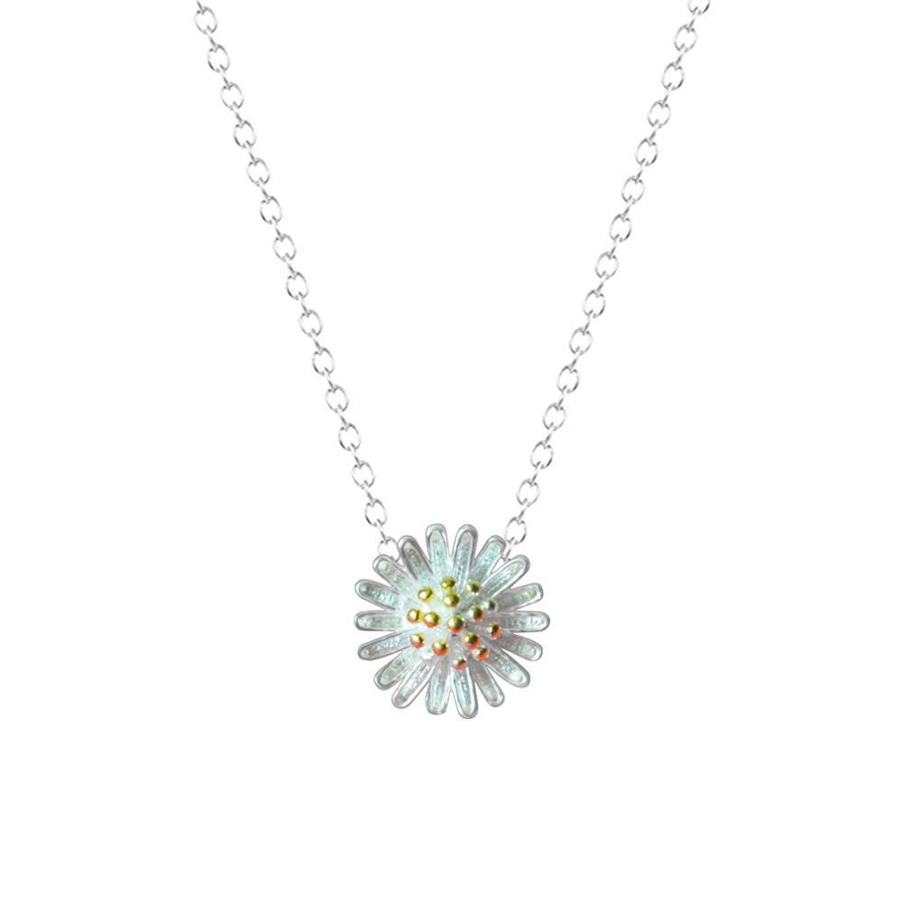 Nuevo Collar de Gina Tricot RRP £ 12.95 Cadena Plata Oro-Reino Unido Vendedor