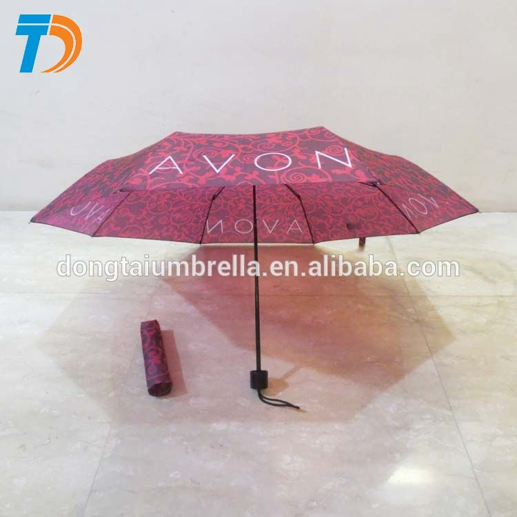 AVON Audit Folding Umbrella Custom Design Compact Umbrella