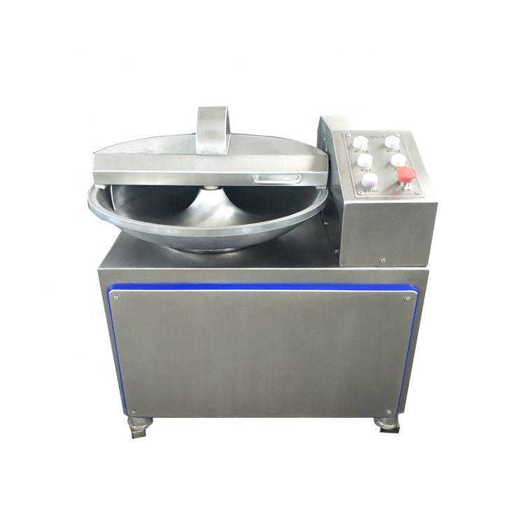 304 stainless steel high efficiency meat bowl cutter