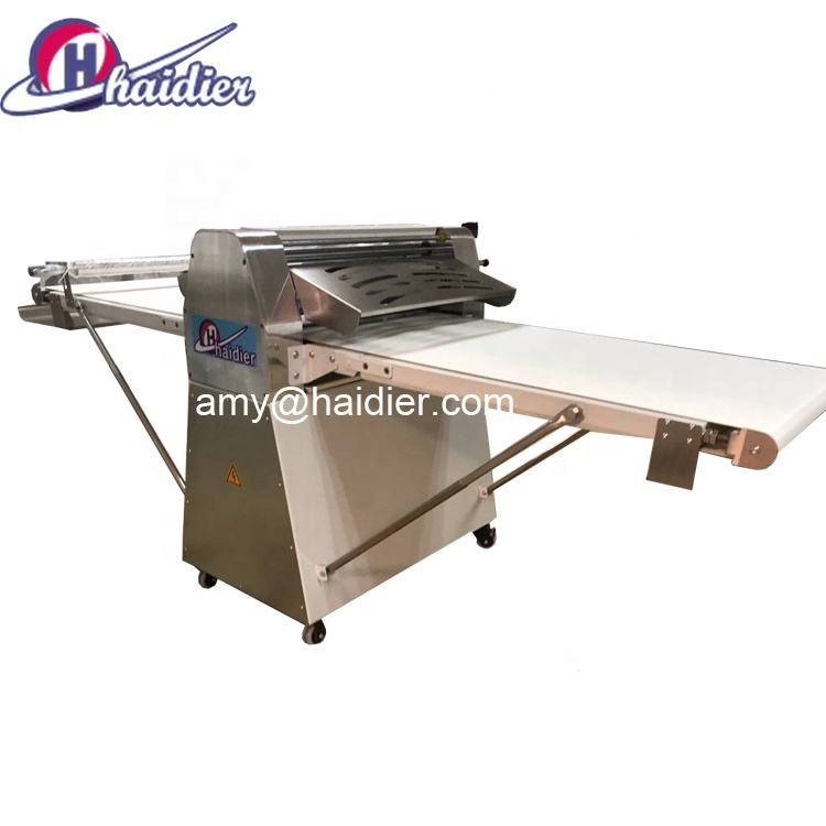 pastry production line/dough rolling machine