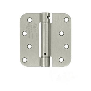 Round Corner Self Closing Heavy Duty Torsion Spring Hinge