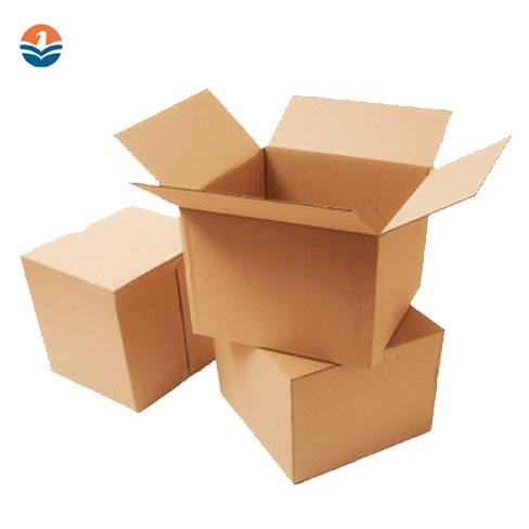 Wholesale Price Recycle Paper Cardboard Packaging Shipping Corrugated Carton Box Custom Size