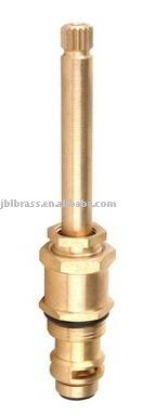 faucet cartridge slow open brass ceramic cartridge