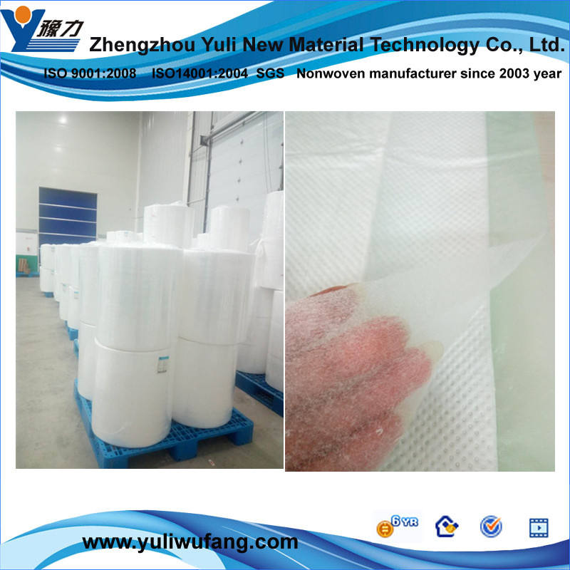 Hydrophobic Nonwoven Fabric Sofa Textile Fabric Supplier Disposable Massage Bed Cover