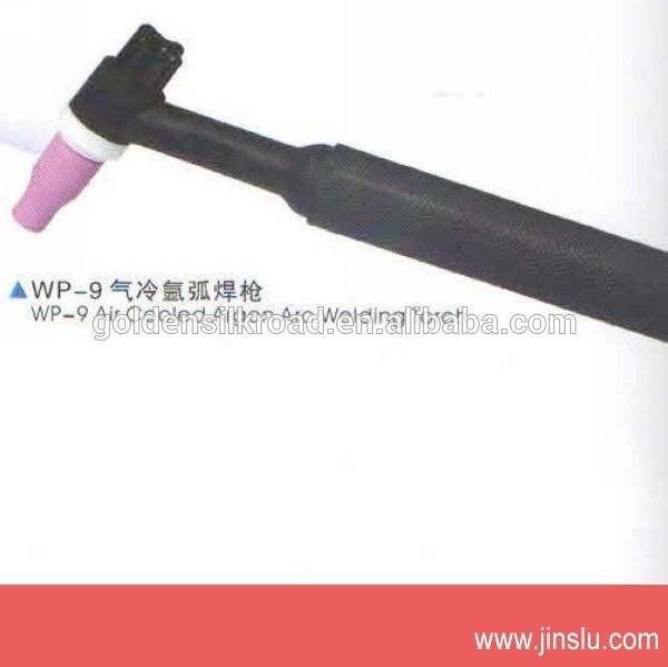 أسود حالة جديدة wp-9 رئيس الشعلة للآلة لحام تيج