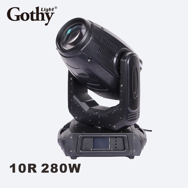 GT602-10R Heldere <span class=keywords><strong>Pointe</strong></span> 10R Beam 280 Moving Head Licht