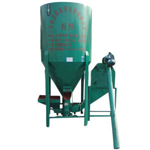 Hot Feed Crushing and Mixing Machine Poultry animal Feed Crushing and Mixing Machine