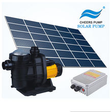 DC brushless motor 500w solar pool pump with MPPT controller