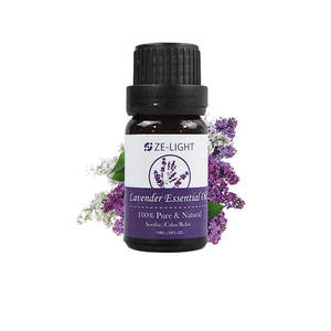 ze light 10ml Natural 100% pure Lavender essential oil