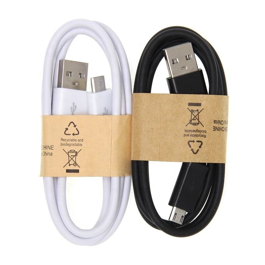 For Samsung Micro USB Data Cable for Galaxy S3/S4/Note 2 & Other Smartphones 1m 3ft j5 J6 plus Charger Cable Wholesale