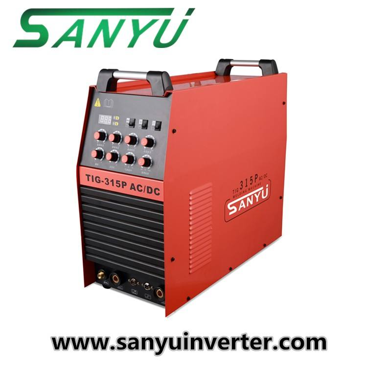 High technology Inverter MIG/TIG/MMA aluminum welding machine