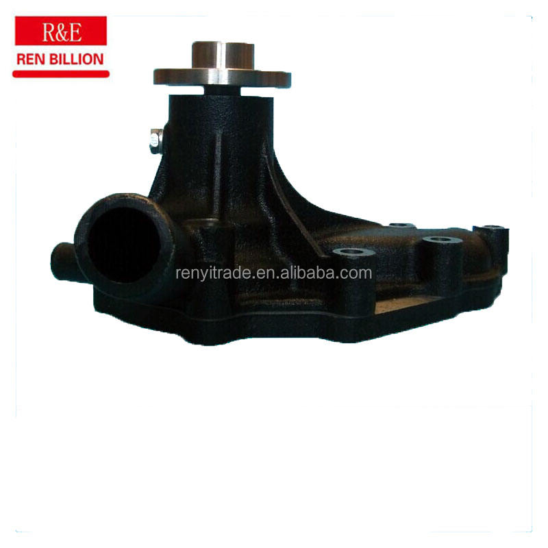 high quality c240 isuzu water pump for excavator