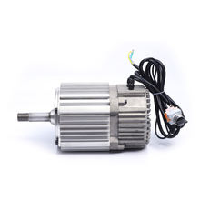 cheap price 12v 24v 36v 48v 1hp 1kw 2kw 3kw 4kw 5kw car fan boat waterproof SKF bearing vehicle electric bldc brushless dc motor