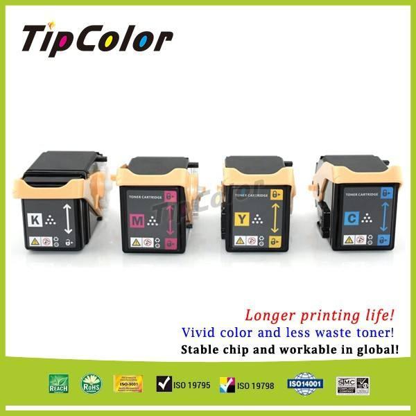 4 x Black Toner Chip For Xero Phaser 7100 Phaser 7100N Phaser 7100DN 106R02612