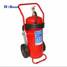 50kg abc wheeled dry powder fire extinguisher