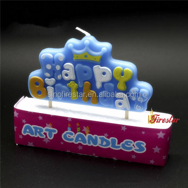 birthday candle for king crown in bulk