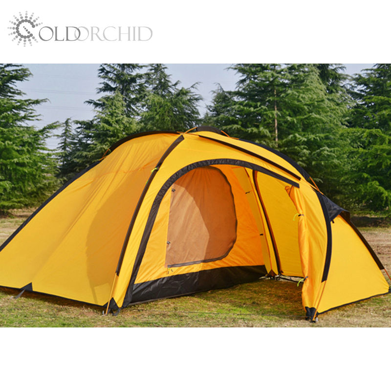 2 person tents camping outdoor waterproof hiking tents
