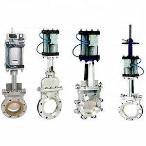 manual Stainless Steel Lug 4 inch Knife Gate Valve price