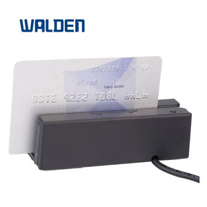 USB streep encoding software decoder kleinste mini 123 encoder pos-systeem machine magnetische chip msr kaartlezer