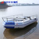 Hider cheap self portable Inflatable Boat With Safty