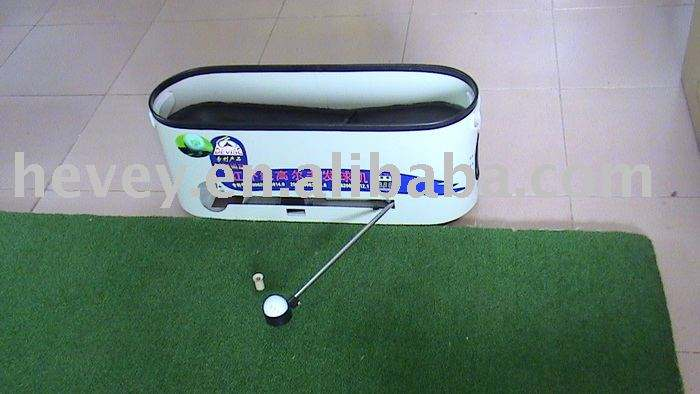 golf putting machine