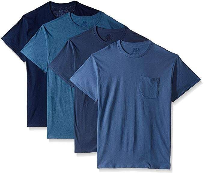 2018 custom plain 95% cotton 5% spandex singlets crewneck t shirt men