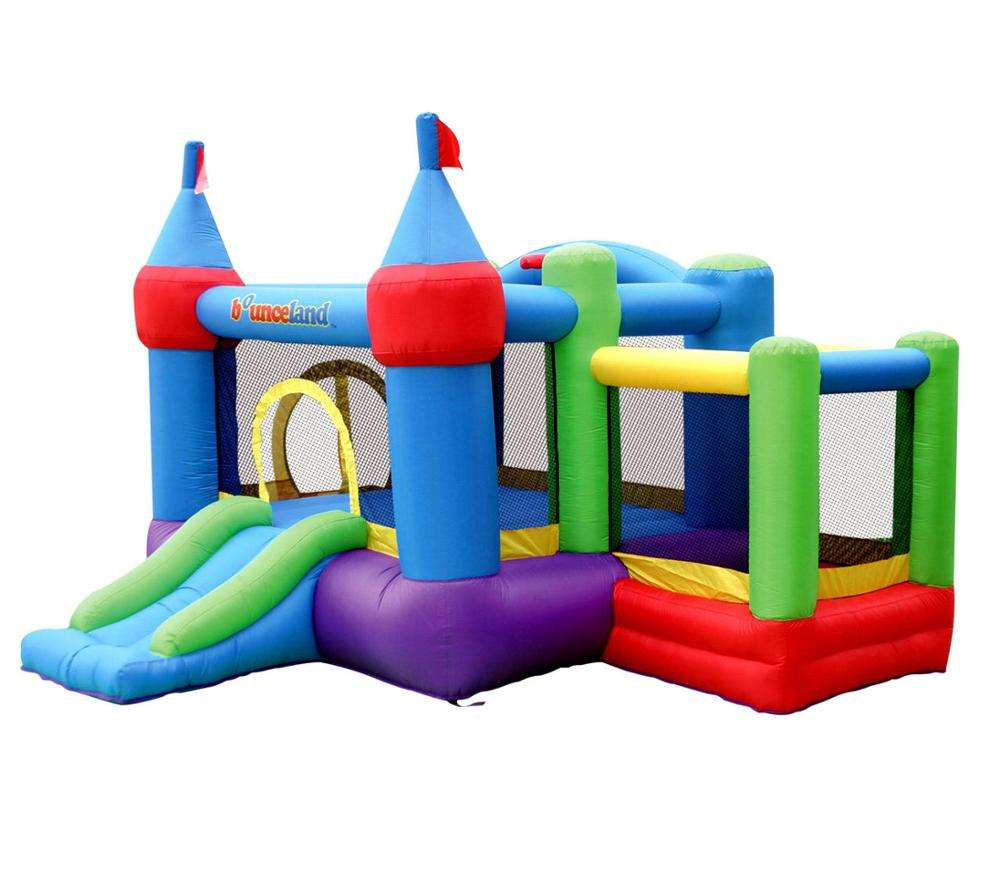 inflatable air bouncer/kids inflatable jumping balloon/inflatable jumping slide