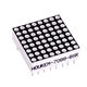 8x8 mini size led matrix display white color common anode 1.9mm dot matrix module