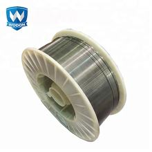 Wodon hammerhead and hammer plate hardfacing welding wire with wear and impact resistance