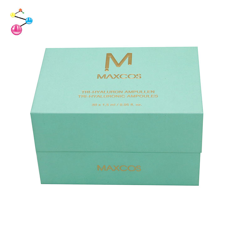 Customized Printing Luxury Perfume Packaging Paper Box,Cosmetic Gift Boxes