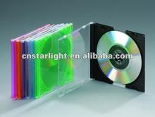 Mini CD Case 4.5MM for 8CM disc wiith black tray