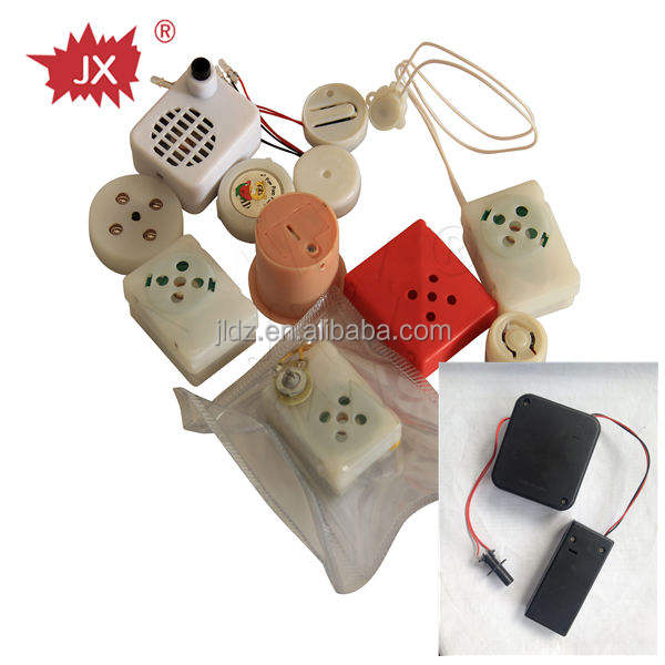 Wholesale Voice Recorder For Dolls and plush toy
