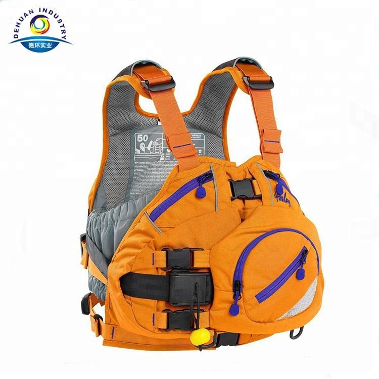 White Water Rafting Life Jackets PFD Kayak For Sale