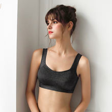 China manufacturer Maternity breathable push up seamless wireless gym fitness women bra
