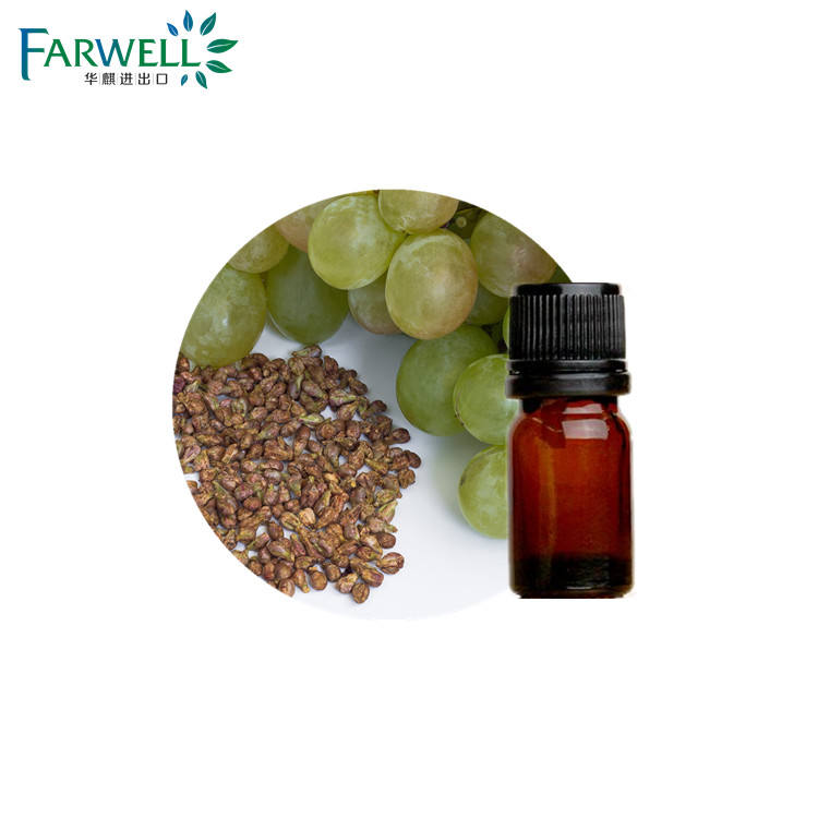 Farwell CAS 8024-22-4 China Natural Grape Seed Oil