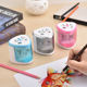 Wholesale Custom Latest Design Battery Electronic Automatic Electric Pencil Sharpener