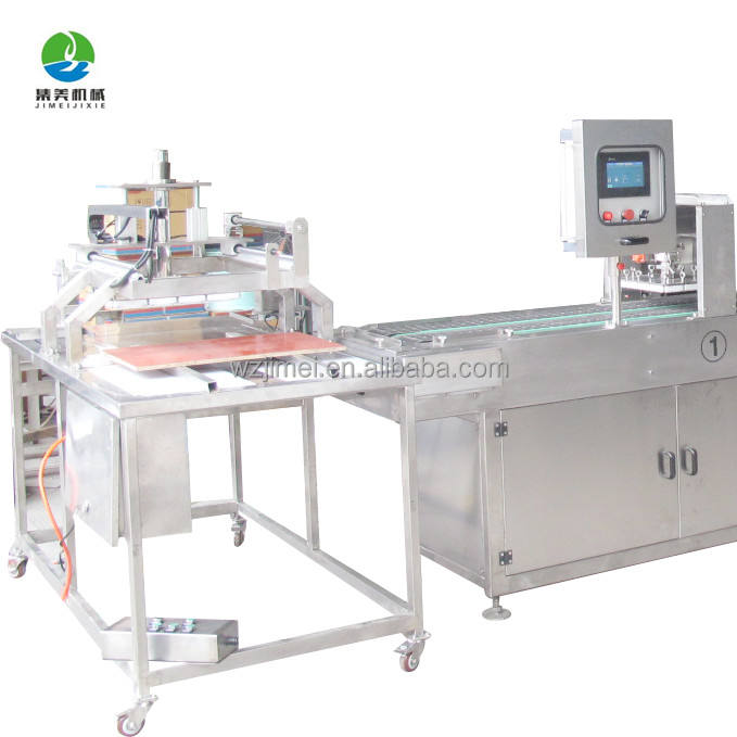 Industrial cake production line/bread manufacturing machines/biscuit filling equipment
