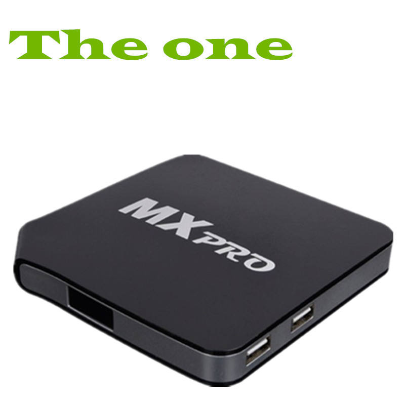 Original MX pro Android TV caja Amlogic S805 Quad Core Smart TV 1g/8g OTG RJ45 USB h.265/HEVC 1080 p cable set top box precio