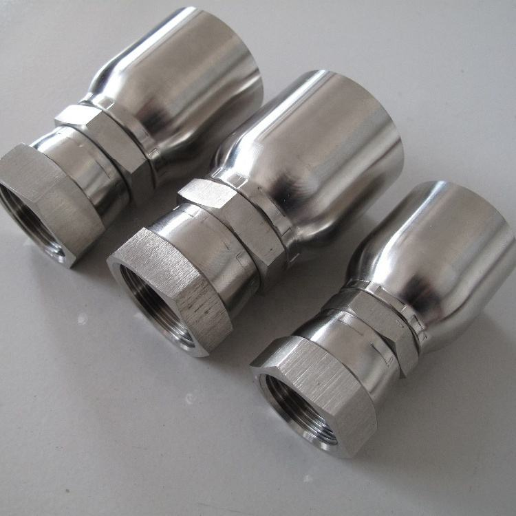 Parker 43 serie Crimp Stile Idraulici Hose Fittings