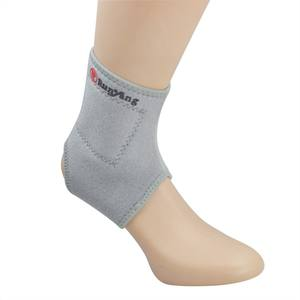 Tourmaline self heating ankle support warm therapy orthopedic magnetic metal ankle brace