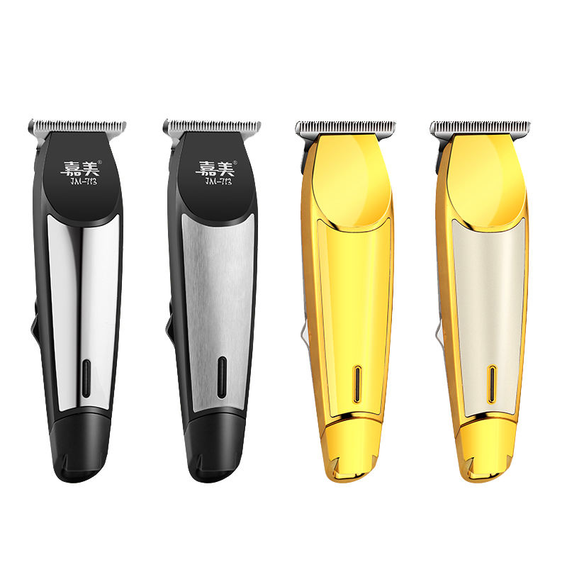 100-240 V Profesional Rambut Clipper Electric Hair Trimmer 0.1 Mm Rambut Cutting Mesin Jenggot Pemangkas Rambut Clipper Rechargeable