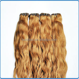 Hot sale direct factory trade faceworld good quality and cheap clip in wavy hair extension