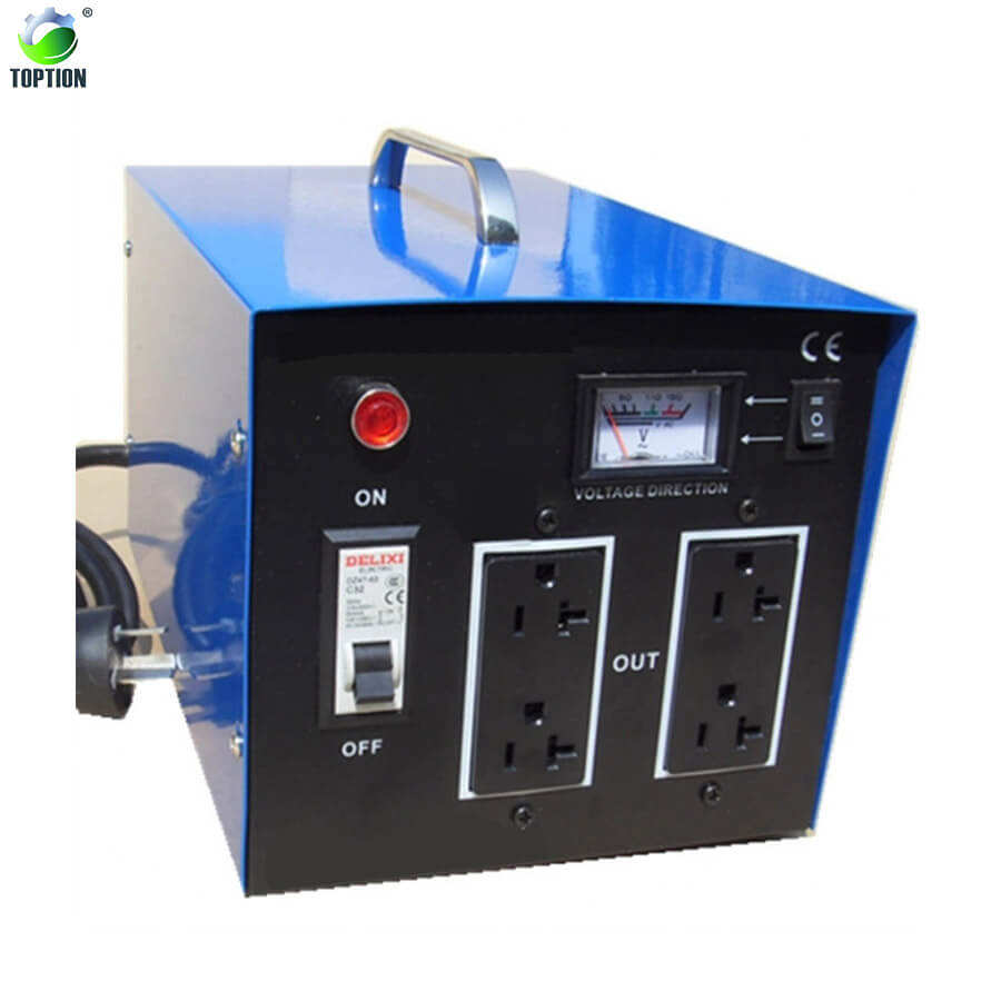 5000W Power 110 To 220 Electrical Power Voltage Converter Transformer 5KW for rotary evaporator