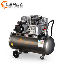 Reliability and high quality 3 hp electric motor 100 / 150 litre air compressor