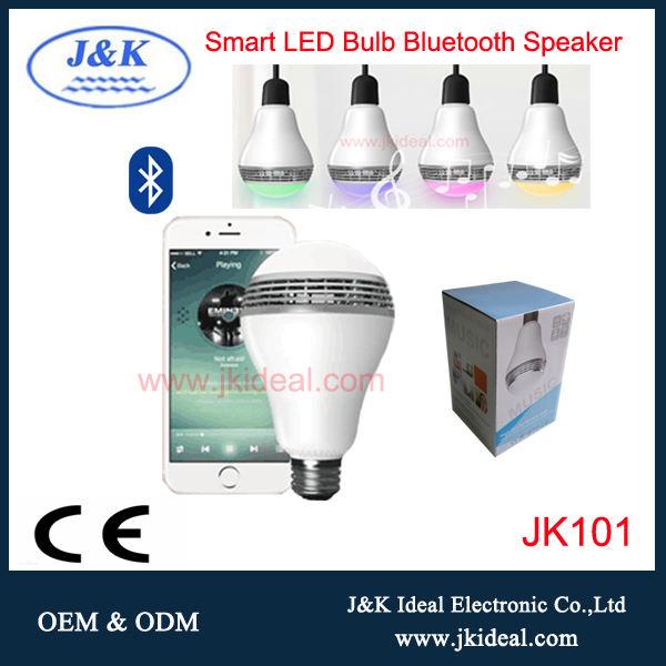 Jk101 высокое качество рождественские огни из светодиодов в праздник освещения с bluetooth динамик