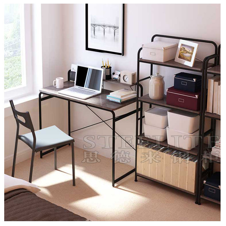 Home Office Furniture Children Writing Study Desk Adult Computer Desk With Shelf Plate